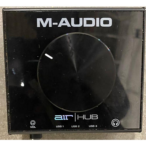 M-Audio AIR|HUB Audio Interface