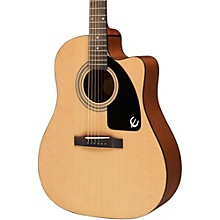 Open Box Epiphone AJ-100CE Acoustic-Electric Guitar