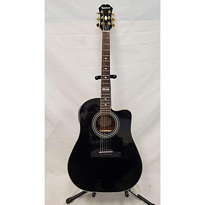 Epiphone AJ-18SCE-EB Acoustic Electric Guitar