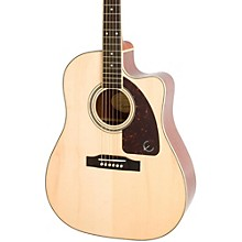 AJ-220SCE Acoustic-Electric Guitar Natural