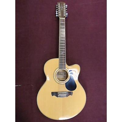 Alvarez AJ-60SC 12 String Acoustic Electric Guitar