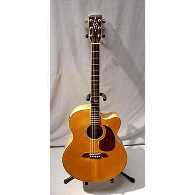 Alvarez AJ-60SC Acoustic Electric Guitar