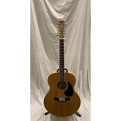 AJ60-12 12 String Acoustic Guitar