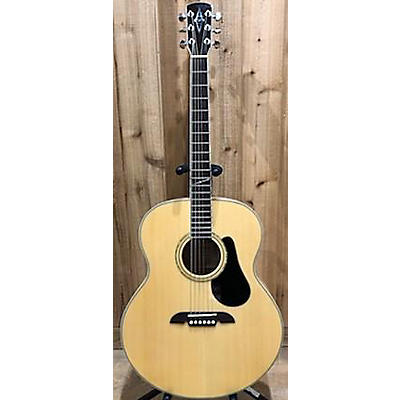 Alvarez AJ60S Acoustic Guitar