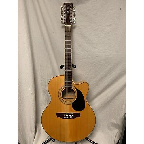 AJ60SC/12 12 String Acoustic Electric Guitar