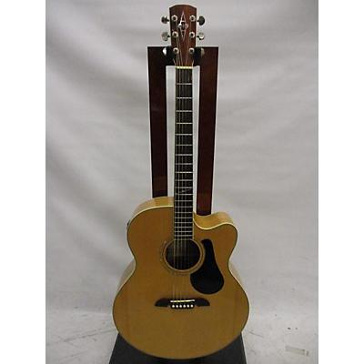 Alvarez AJ60SC Acoustic Guitar