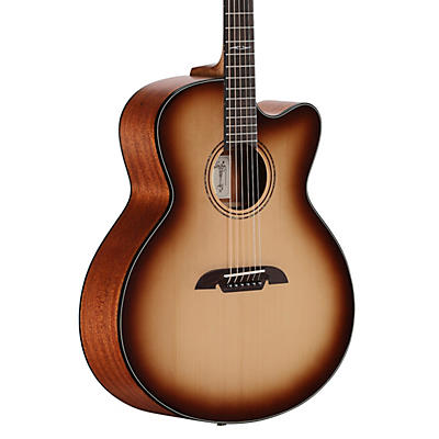 Alvarez AJ610-CESHB Artist Series Jumbo Acoustic-Electric Guitar