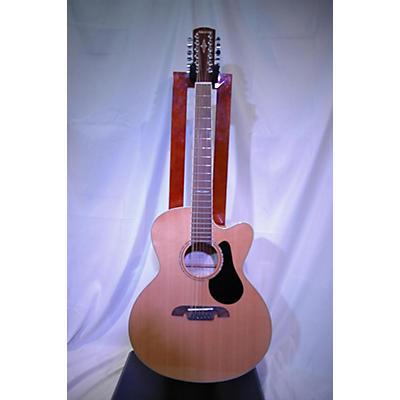 Alvarez AJ80CE-12 12 String Acoustic Electric Guitar