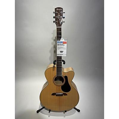 Alvarez AJ80CE WITH ORIGINAL CASE Acoustic Electric Guitar