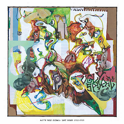 AJJ - Ugly Spiral: Lost Works 2012-2016