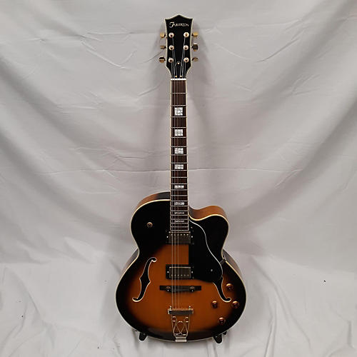 AJZ-175 Hollow Body Electric Guitar
