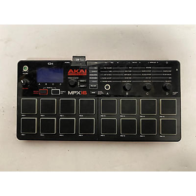 Alesis AKAI MPX16 MIDI Controller