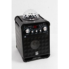 Open Box Altec Lansing ALP-K500 Party Star Karaoke System With Bluetooth and Effect Lights