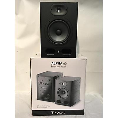 FOCAL ALPHA 65 Powered Monitor
