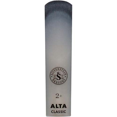 Silverstein Works ALTA AMBIPOLY Soprano Sax Classic Reed 2+