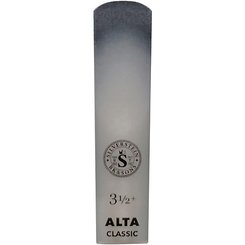 Silverstein Works ALTA AMBIPOLY Soprano Sax Classic Reed 3.5+