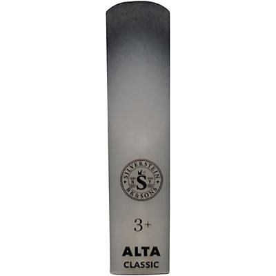 Silverstein Works ALTA AMBIPOLY Soprano Sax Classic Reed