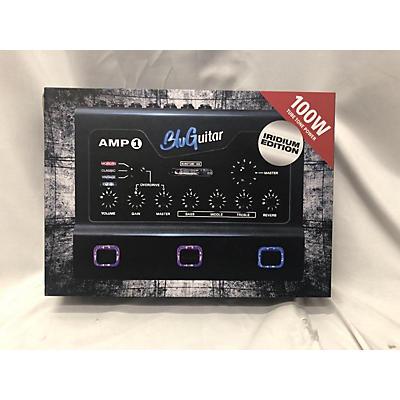 BluGuitar AMP1 IRIDIUM Tube Guitar Amp Head