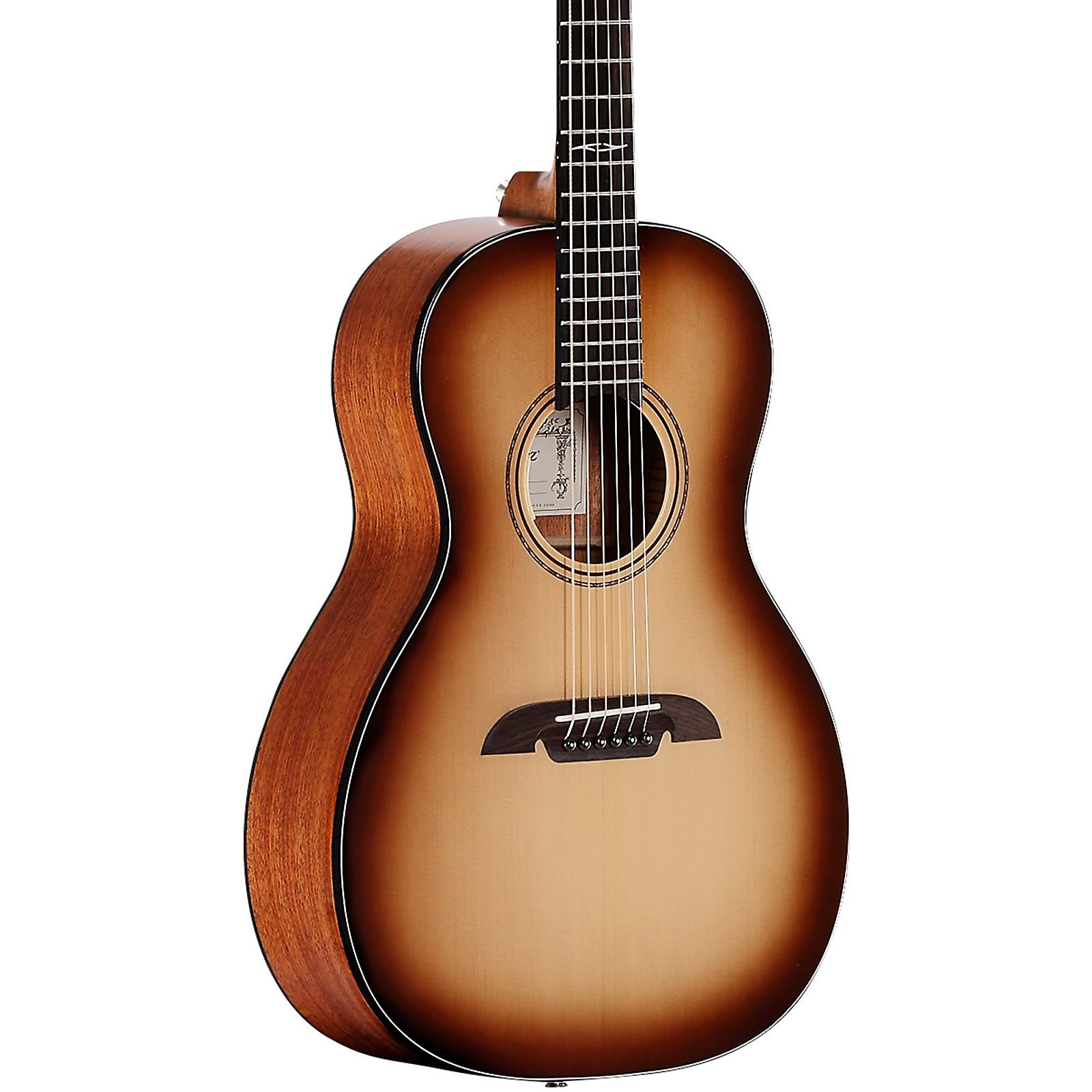 Alvarez AMP610ESHB Artist Parlor Acoustic-Electric Guitar