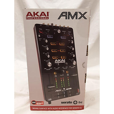 Akai Professional AMX MIXING SURFACE WITH AUDIO INTERFACE FOR SERATO DJ DJ Controller