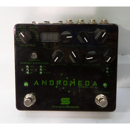 ANDROMEDA DELAY Effect Pedal