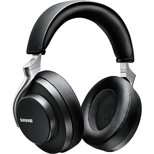 Shure AONIC 50 Wireless Noise-Cancelling Headphones Black