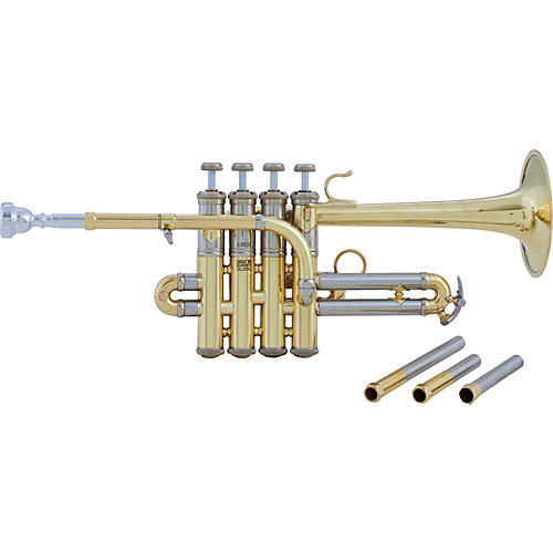 Bach AP190 Stradivarius Artisan Series Bb/A Piccolo Trumpet AP190 Lacquer