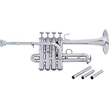 AP190 Stradivarius Artisan Series Bb/A Piccolo Trumpet AP190S Silver