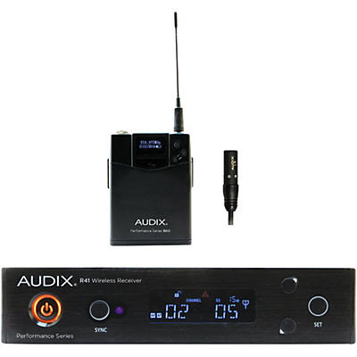Audix AP41 L5 Lavalier Wireless System
