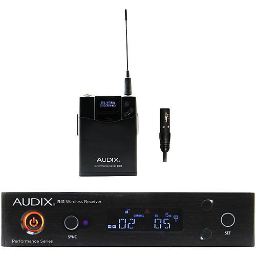 Audix AP41 L5O Lavalier Wireless System 518-554 MHz