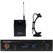 Open Box Audix AP41SAX Instrument Wireless System w/ ADX20i Clip-On Instrument Condenser mic