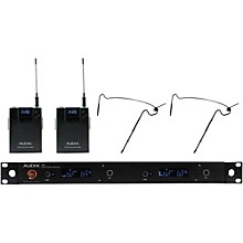 Audix AP42 HT5 Dual Headset Wireless System