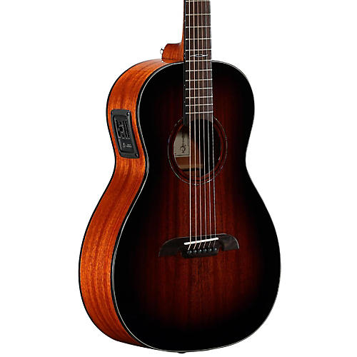 alvarez ap66eshb parlor acoustic electric guitar shadow burst musician 39 s friend. Black Bedroom Furniture Sets. Home Design Ideas
