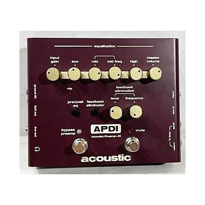 Acoustic APDI Direct Box Direct Box