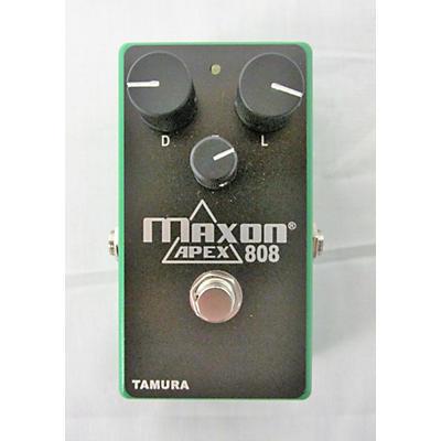 Maxon APEX 808 Effect Pedal Package