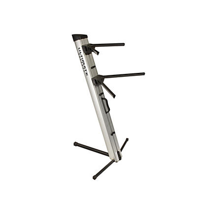 Ultimate Support APEX AX-48 Pro Keyboard Stand - Silver