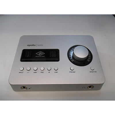 Universal Audio APOLLO SOLO Audio Interface
