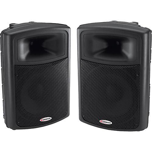Harbinger APS15 Powered Speaker Pair