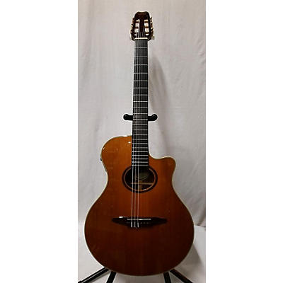 Yamaha APX-9NA Classical Acoustic Electric Guitar