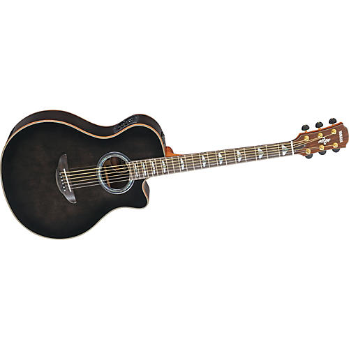 yamaha apx1200 thinline cutaway acoustic electric guitar with srt preamp musician 39 s friend. Black Bedroom Furniture Sets. Home Design Ideas