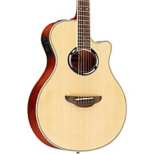 Open Box Yamaha APX500III Thinline Cutaway Acoustic-Electric Guitar