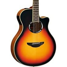 Open BoxYamaha APX500III Thinline Cutaway Acoustic-Electric Guitar