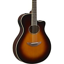 APX600 Acoustic-Electric Guitar Old Violin Sunburst