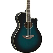 APX600 Acoustic-Electric Guitar Oriental Blue Burst
