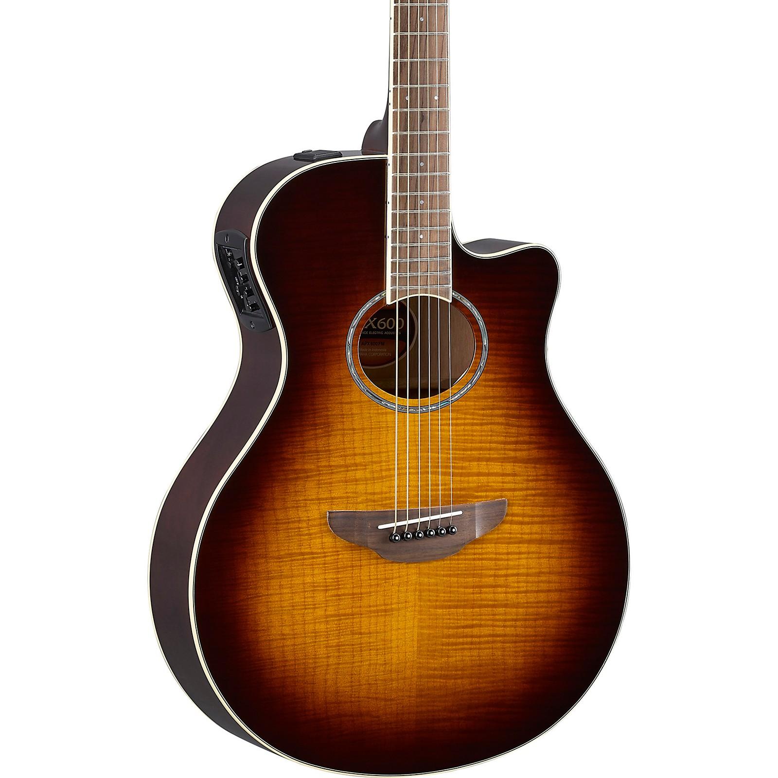 Yamaha APX600FM Acoustic/Electric Guitar