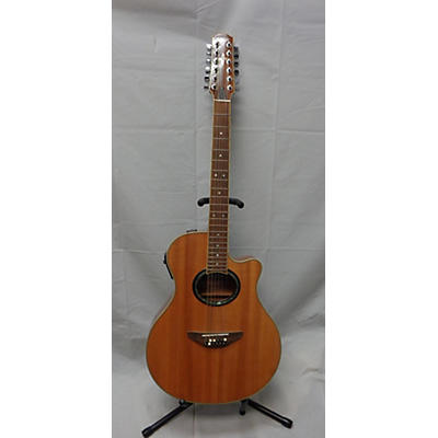 Yamaha APX700-12NT 12 String Acoustic Electric Guitar