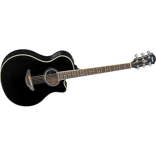 yamaha apx700 thinline acoustic electric cutaway guitar musician 39 s friend. Black Bedroom Furniture Sets. Home Design Ideas