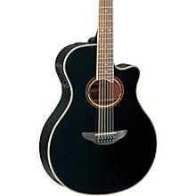 Open BoxYamaha APX700II-12 Thinline 12-String Cutaway Acoustic-Electric Guitar