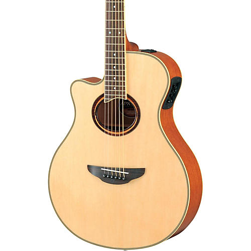 yamaha apx700iil thinline cutaway left handed acoustic electric guitar musician 39 s friend. Black Bedroom Furniture Sets. Home Design Ideas