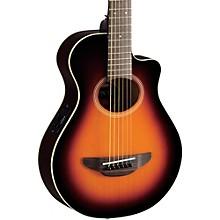 APXT2 3/4 Thinline Acoustic-Electric Cutaway Guitar Old Violin Sunburst